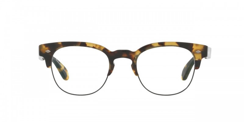 Jonathan Keys based in Belfast- designer glasses range -Oliver Peoples